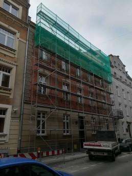 Rusztowanie fasadowe
